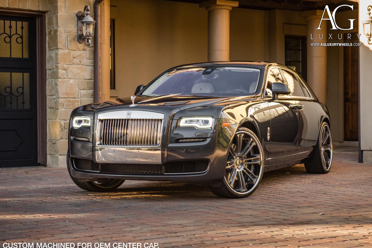 Car With Design >> AG Luxury Wheels - Rolls-Royce Ghost Forged Wheels