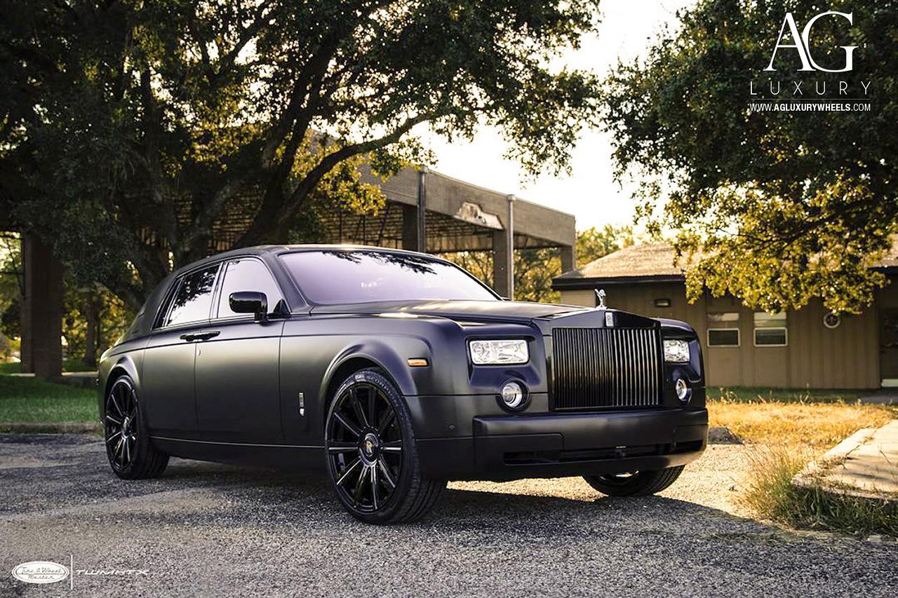 Matte Black Rolls Royce Phantom | Let A Girl Dream ... |Matte Black Rolls Royce Phantom 2014