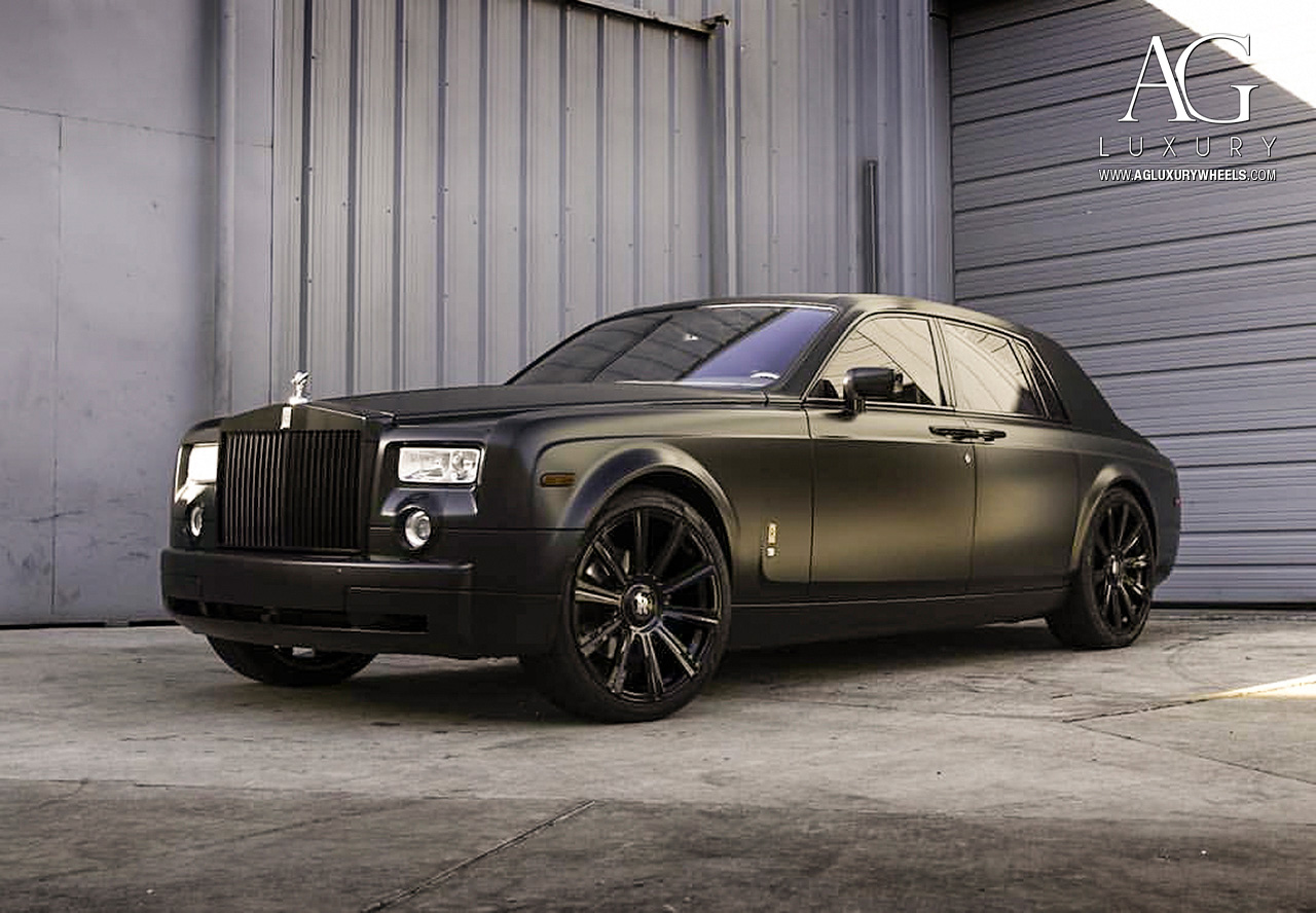 Ag Luxury Wheels Rolls Royce Phantom Forged Wheels