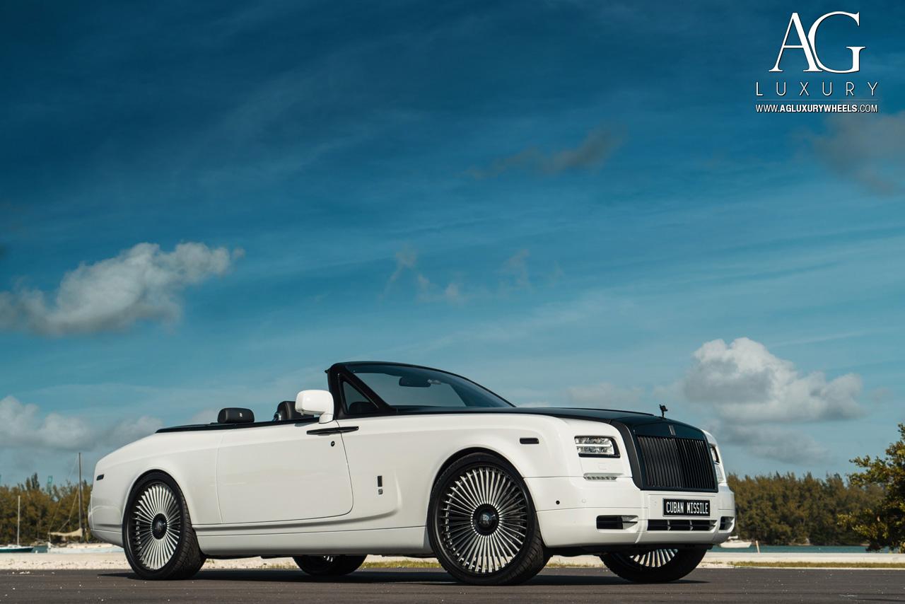 Ag Luxury Wheels Rolls Royce Phantom Drophead Coupe