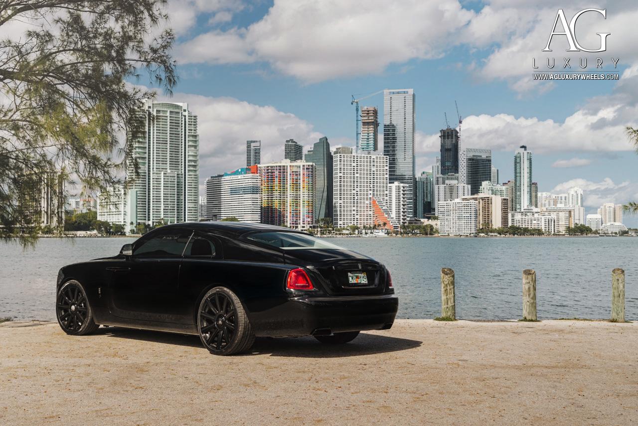The Wraith Car >> AG Luxury Wheels - Rolls-Royce Wraith