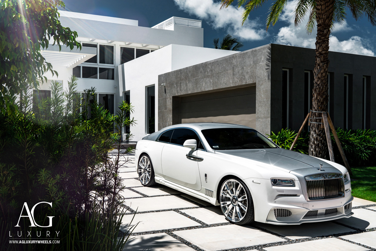 Suv >> AG Luxury Wheels - Rolls-Royce Wraith Forged Wheels