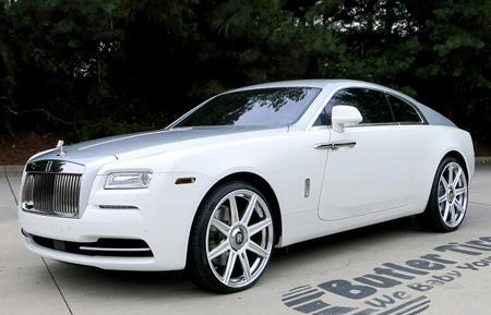 Ag Luxury Wheels Agl22 8r