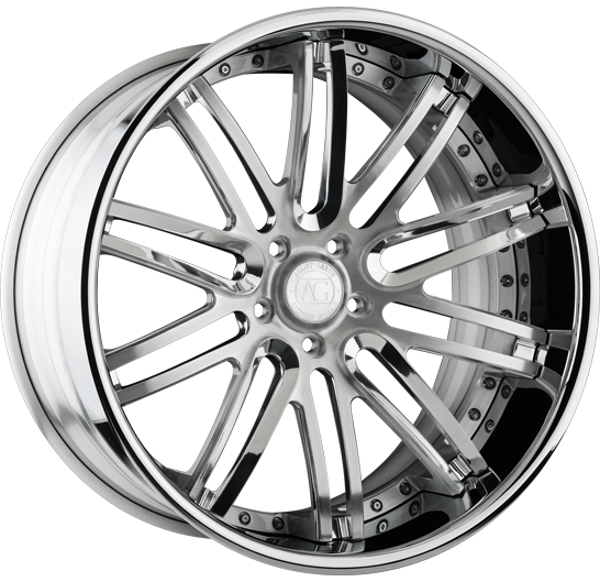 agl12 forged concave wheels