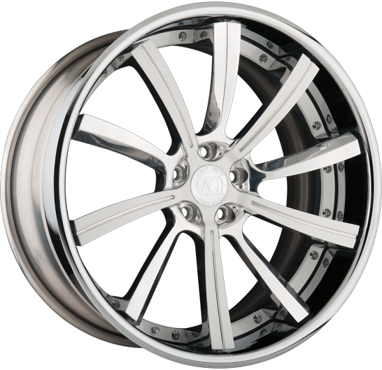 agl17 directional forged concave wheels