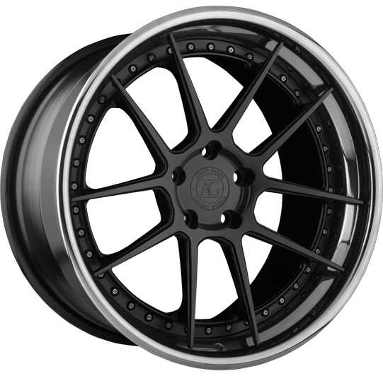 agl21 forged concave step lip wheels