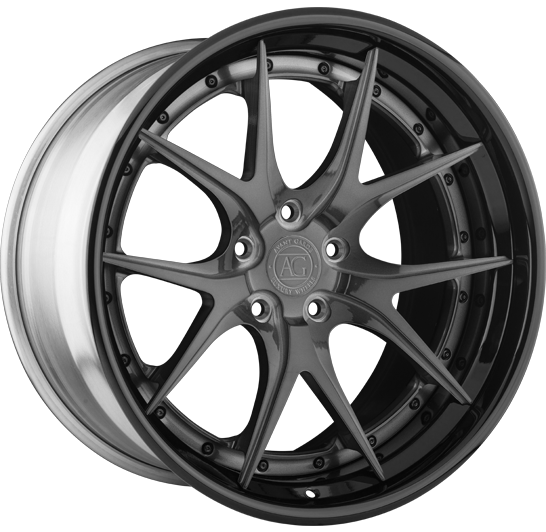 agl23 concave forged wheels