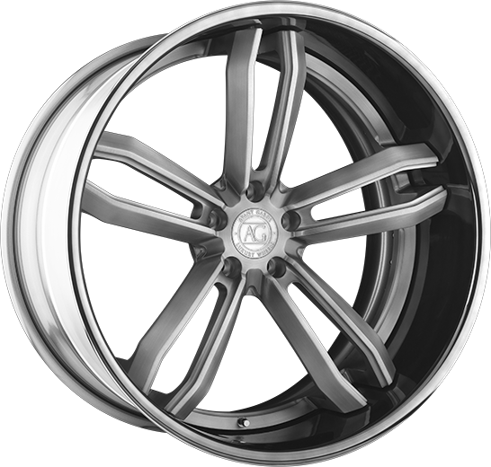 agl27 forged concave wheels
