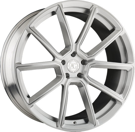 agl33 monoblock forged concave wheels