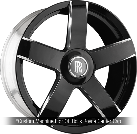 agl38 rolls royce forged concave monoblock wheels