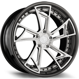agl24 directional concave forged wheels