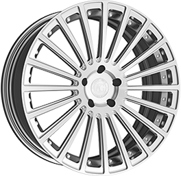 agl25 duo block concave forged wheels