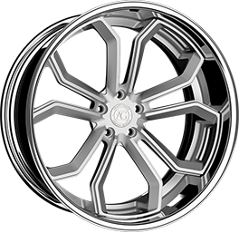agl37 concave forged wheels