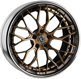 agl43 monoblock concave forged wheels
