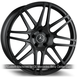 agl44 monoblock concave forged wheels