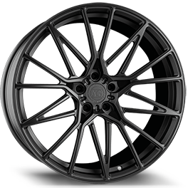 agluxury wheels agl58 spec2 step lip matte brushed polished monaco copper three piece bespoke rims custom forged dodge challenger demon widebody mccustoms miami vossen forgiato anrky rotiform 19inch 19in staggered